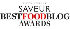 Best Food Blog Awards 2014: Winners