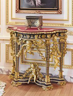 Art Nouveau, Italian Baroque, Baroque Fashion, Ancient Architecture, Wood Carving, French Antiques, Antique Furniture, Auction, Clock