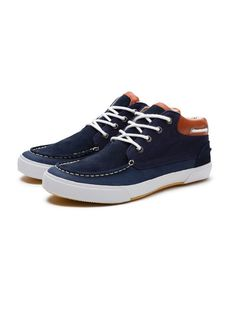Pointer - Taylor Shoe Peacoat / Rust/ White