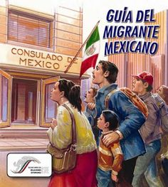 The Realistic Observer: Guide for the Mexican Migrant: Distributed by the...