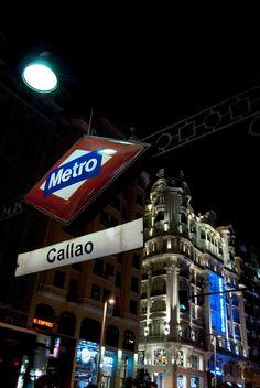 Foto de Callao #Madrid de Ismael Ortega para el álbum Tod@s Callejeando #CallejeandoMadrid http://on.fb.me/1fm7JA8 pic.twitter.com/gFzy1yj4J8