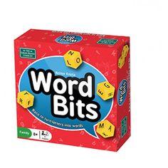 Word Bits Junior Board Game