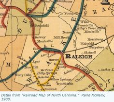 Fabulous map site - mostly North Carolina - but you won't know 'till you search it!