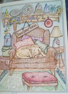 Creative Haven Country Charm coloring book, colored by Patsy L Prisma and castle art pencils Creative Haven Coloring Books, Country Charm, Country Christmas, Adult Coloring Pages, Color Inspiration, Castle, Charmed, Wallpaper, Drawings