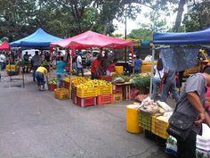 De visita HOY al #greenmarket en el #Chinatown de Valencia, Venezuela.