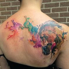 60 Gorgeous Horse Tattoo Designs - Natural & Powerful