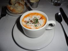 Lobster Cappuccino