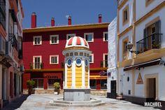 Rincones de Andalucía / Places in Andalucía, by @Víctor Gómez