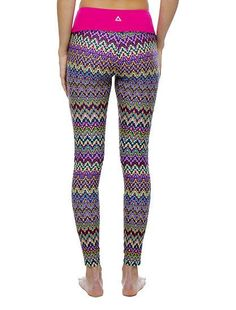 Printed Workout Pants- hmm maybe under short sweater dress