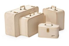 Lady Baltimore Luggage Pieces, 4 Pcs.