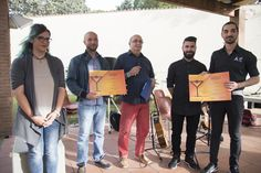 Premiazioni #cocktaildisartiglia #vernaccia #cocktailsartiglia16 - Al 17 Cafè
