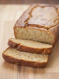 Comment ne pas résister à ce gâteau ensoleillé ! Biscuit Cake, Banana Bread, Cocoa, Cake Recipes, Biscuits, Brunch, Food And Drink, Nutrition, Meals