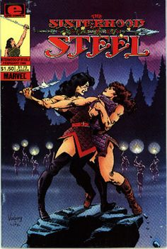 """Issue #2 of the Sisterhood of Steel 8-issue mini-series. This issue is titled """"The Ritual of Womanhood""""."""