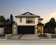 creative two storey homes - Google Search