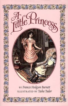 I still have the copy I read as a little girl. I loved it that much.