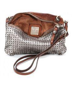 Campomaggi Lavata Shoulder Bag C1542LAVLF2-7018