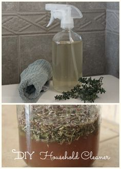 DIY Household Cleaner - It Takes Time