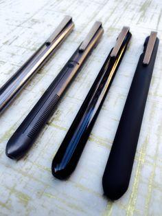 Titanium and Zirconium Pen - Bolt Pen by Darriel Caston