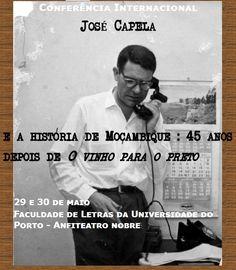 José Capela e a história de Moçambique