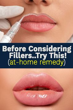 Beauty Industry Experts Agree This is a Great Solution for Younger, Plumper Looking Lips! Beauty Tips For Glowing Skin, Health And Beauty Tips, Beauty Skin, Beauty Makeup, Health Tips, Eyebrow Makeup, Skin Makeup, Beauty Secrets, Beauty Hacks
