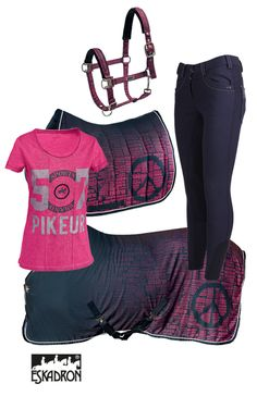 .Eskadron Next Generation Summer Dark blue-Pink #Epplejeck #eskadron…