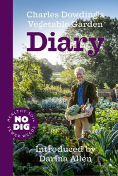 Introduced by Darina Allen of Ballymaloe Cookery School. Three quarters Charles' advice on how to grow great crops, one quarter writable space for each day. Use it year after year to make the best decisions, with your notes alongside Charles' suggestions, for future reference.