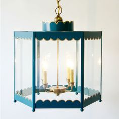 Coleen & Company - Scalloped Lantern