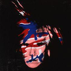 Andy Warhol Self-Portrait, 1986