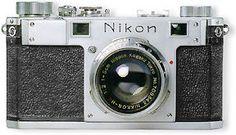 Nikon 1 link to Enlarged view Camera Art, Digital Camera, Rangefinder Camera, Vintage Cameras, Photography Equipment, Classic Films, Fujifilm Instax Mini, Binoculars, Model