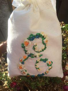 "Ribon ""E"" bag"