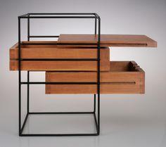 drawer unit by Widdicombe. 1950s.