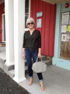 mode för kvinnor över 40