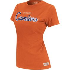 Mitchell   Ness Cleveland Cavaliers Script Tee  35.00. Cleveland Cavaliers  · Women s Cavaliers Gear a8fb32da6