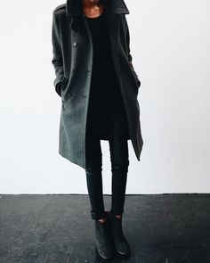 #Black #Grey #Fashion
