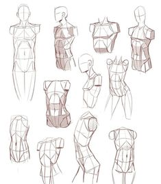 Exceptional Drawing The Human Figure Ideas. Staggering Drawing The Human Figure Ideas. Human Body Drawing, Body Reference Drawing, Human Anatomy Drawing, Art Reference Poses, Anatomy Reference, Life Drawing, Drawing Sketches, Figure Drawing Tutorial, Human Figure Drawing