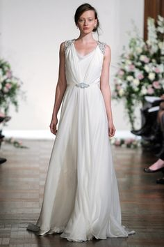 Jenny Packham FW13 Dress 24