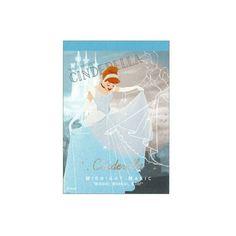 ディズニー シンデレラ A6メモ帳 ★フィルムアート★ :dl11dz76600:キャラクター雑貨 ラフラフ - 通販 - Yahoo!ショッピング
