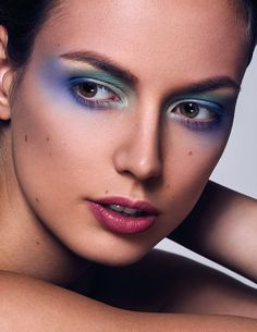 Marianne Mariaud shot by Juho Lehtonen / Studio / Beauty Editorial, Beauty Photography, Beauty Makeup, Studio, Fashion, Faces, Moda, Fashion Styles, Studios