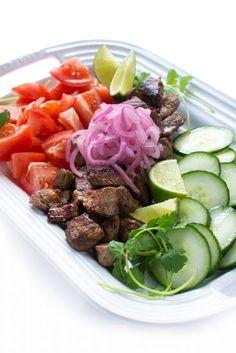Bo Luc Lac – Vietnamese Shaking Beef