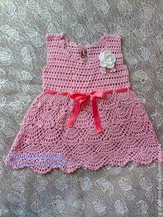 """платье для девочки """"Розовая мечта """"ручной работы - платье,детское платье"""