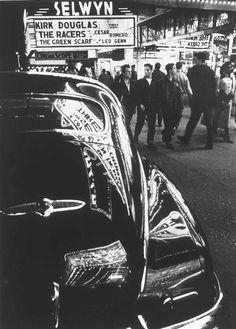William Klein. Selwyn, 42nd Street, New York, 1955