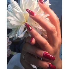 Come by #westernbarberinstitute in #reseda for a manicure this weekend!  #wbicosmetology #nailtech #nailtechnology #acrylicnails #rednails #manicure #manipedi #pedicure #manicurist #nails #nailart