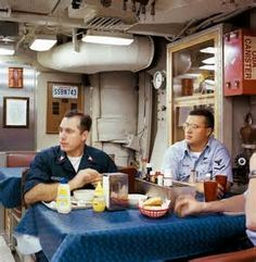 submarine mess hall - Bing images