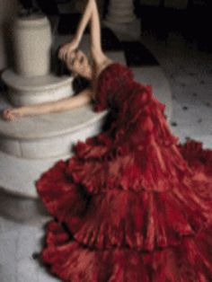 """The Christmas Bride: """"The Lady In Red"""" Video and Lyrics"""