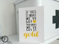 Mooie kaart voor Valentijnsdag, Bruiloft of gewoon zomaar voorde liefste