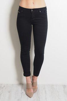 Black Highwaist Gelato Legs