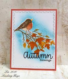 Sending Hugs: Autumn Blessings