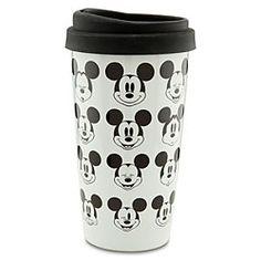 mickey mouse travel mug