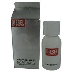 Diesel Plus Plus By Diesel For Women. Eau De Toilette Spray 2.5 Ounces --- http://www.pinterest.com.gp1.me/3j0
