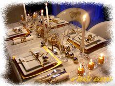 Deco table de noel » Décoration Chambre Maison